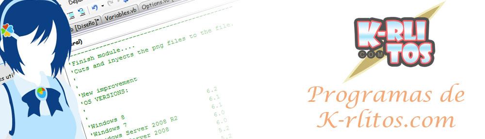 Software de k-rlitos.com
